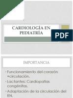 Cardiología en Pediatría