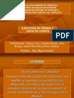 Ejecucion de Prenda y Juicios de Cuenta Exp1[1] Emiro1