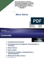 SEMINARIO-Marco Teórico-Equipo 3, UNEFA Sección 'G', Cantv Sede Los Cortijos (14!03!2014)