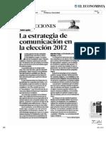 2010- Tono de Campañas