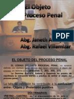 El Objeto Del Proceso Penal Exposicion