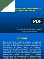 1. Modelamiento Geomecánico 3D Software Vulcan