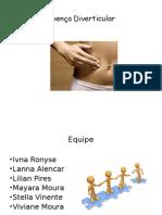 Doença Diverticular Alterada((Autosaved-303683671540089590))