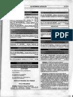 Nueva Ley Procesal de Trabajo 29497
