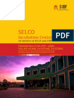 Financing for Off-grid Solar Home Lighting Systems