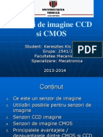 Senzori de Imagine CCD Si CMOS PDF