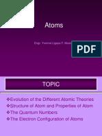 CHEM1 Chapter 5 - Atom