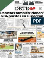 Periódico Norte edición del día 31 de julio de 2014