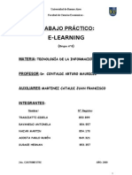 Trabajo Practico E-learning