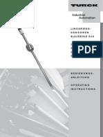 Turck Nivel Infiltratii LT R16 Manual