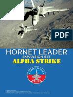 Hornet Leader Alpha Strike