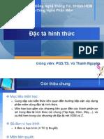 00.GioiThieuMonHoc Dac Ta Hinh Thuc - V1