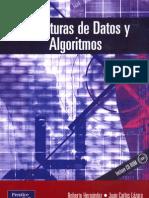 Estructura de Datos y Algoritmos - Libro Texto