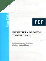 Estructura de Datos y Algoritmos - Guia Didactica