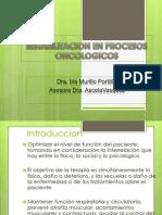 Rehabilitacion en Procesos Oncologicos Iris