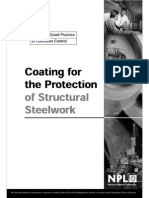 Coating of Steel Structure