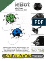 Solarbotics Beetlerobot v1.2