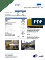 KZR C21 50Hz Datasheet