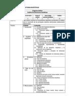 3178 Análisis de Estructuras Isostáticas Sintetico