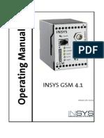 GSM4.1 User Manual - Páxina 16