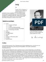 Werner Heisenberg – Wikipedia