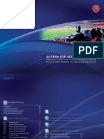 Acces for All UEFA