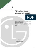 LG RP-29FE80F Manual Uso