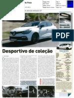 """RENAULT CLIO R.S. 200 EDC MONACO GP NA """"AUTO FOCO"""""""