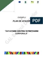Plan de Afaceri Spa f Bun