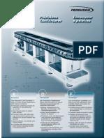 10j Precision Link Conveyors