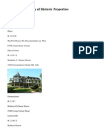 Maryland Inventory of Historic Properties