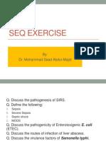 SEQ Exercise