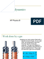 AP Physics B - Thermodynamics