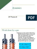 AP Physics B - Thermodynamics