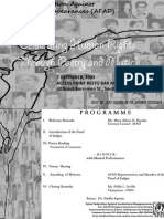 Invite and Programme for Dec 7-1