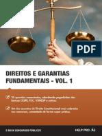 Dtos e Garantias Fundamentais II