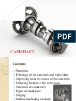 Auto Material Camshaft