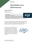 Cara Membuat Database Secara Online Melalui Socrata.com