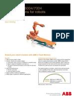 IRBT X004 Data Sheet