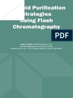 Alkaloid Purification Strategies Using Flash Chromatography