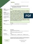 Influence of Long Term Nitrogen and Potassium Fertilization on the Biochemistry of Tea Soil