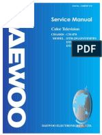 Chasis CM-870 Manual Service