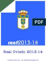 ROCF / Real Oviedo Temporada 2013-14