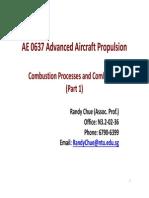 L20 AE0637 Combustors Part1 2013