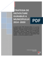 Strategia Braila Draft 13 Iunie 2014