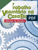 ALKINDAR DE OLIVEIRA - o trabalho voluntario