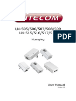 Sitecom Homeplug manual