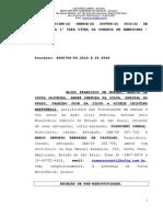 Exceção Pré-executividade - Ex-Associados Fddip x Mp - 03.02.14