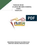 Panduan Umum FLS2N 2012