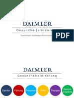 Präse Daimler
